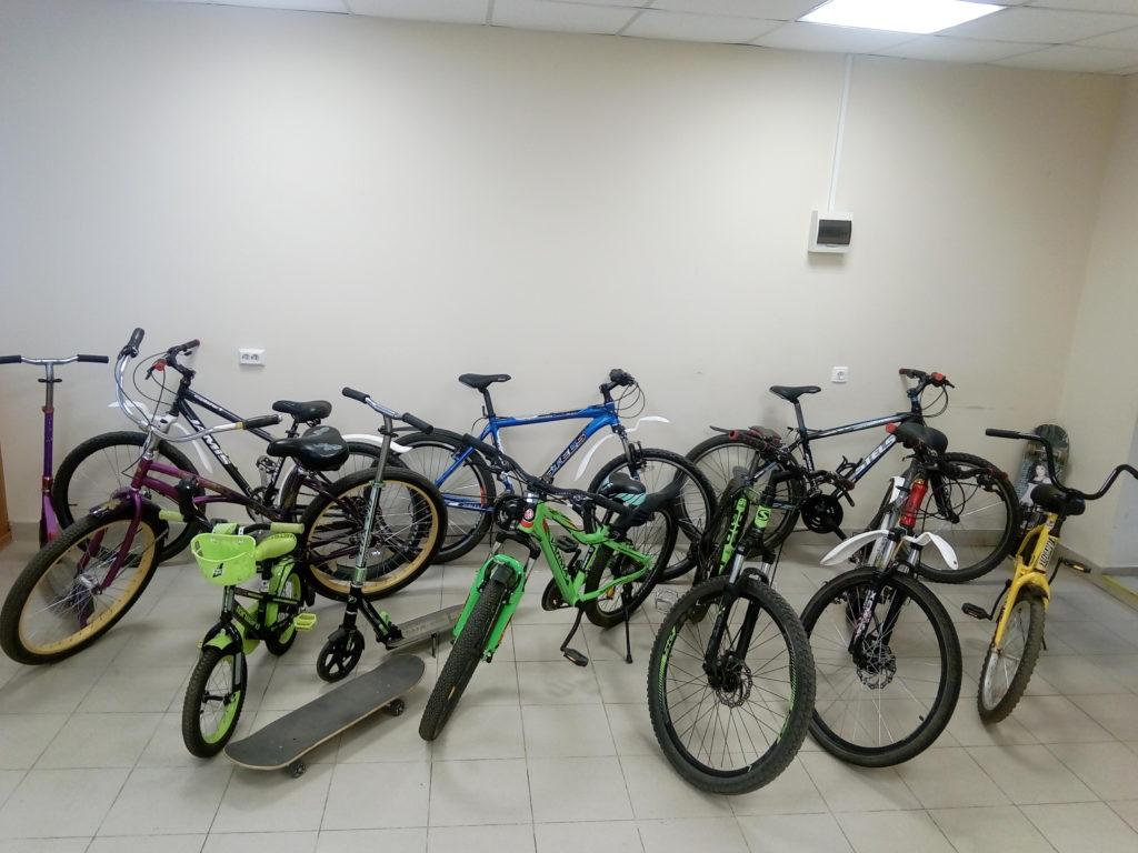 Подростковый велосипед напрокат